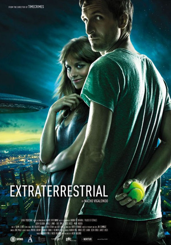 New Teaser Trailer for Extraterrestrial (Extraterrestre)