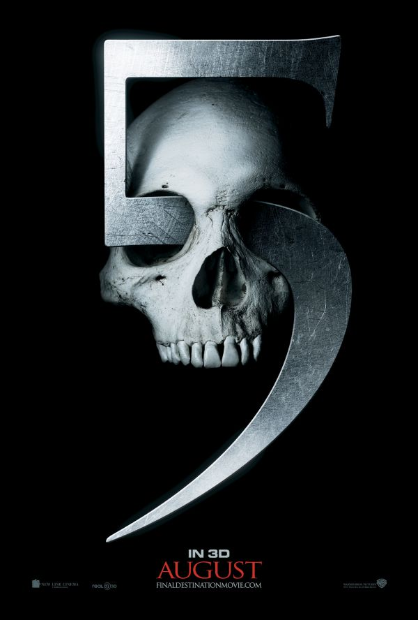 Final Destination 5 - U.S. Trailer, Teaser Art and More!