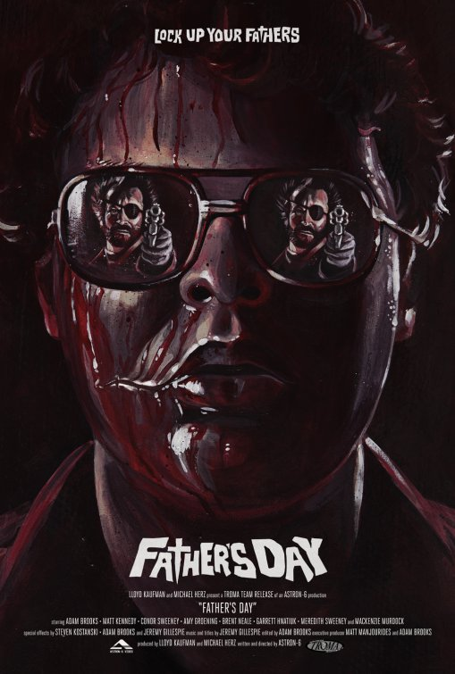 Troma Celebrates Dad with a New Father's Day Trailer