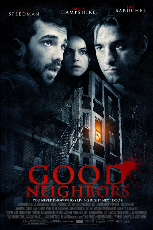 Good Neighbors Go Bad in Trailer Debut