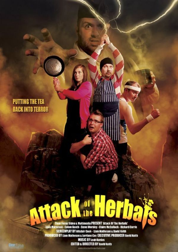 Second Attack of the Herbals Trailer Puts Even More Tea in Your Terror