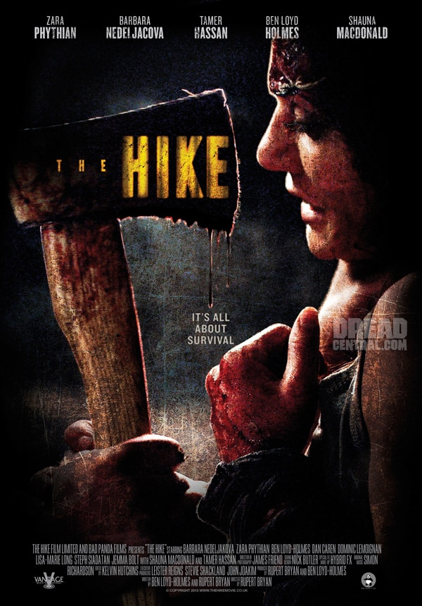 Sharp New Art for The Hike Makes the Cut