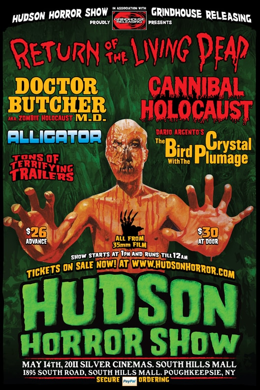 Event Report: Hudson Horror Show III: A Tale of Two Holocausts