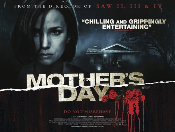 Mother's Day UK Poster Art Revealed