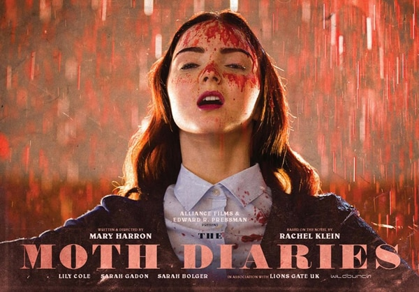 New Artwork and Stills: Mary Harron's The Moth Diaries