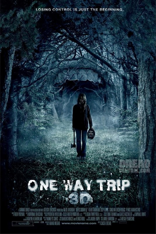 Start Trippin' on the Teaser for One Way Trip 3D