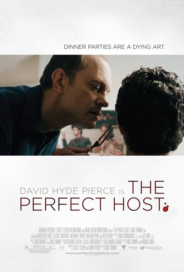 The Perfect Host Now Available On Demand from Magnolia