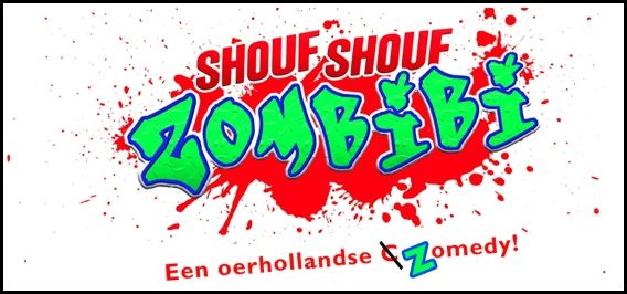 Shouf Shouf Zombibi - The Living Dead March in the Netherlands