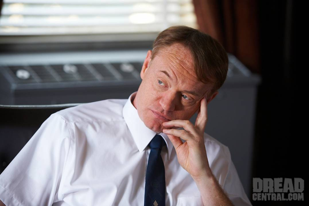 Exclusive: Jared Harris Talks The Ward and Sherlock Holmes: A Game of Shadows