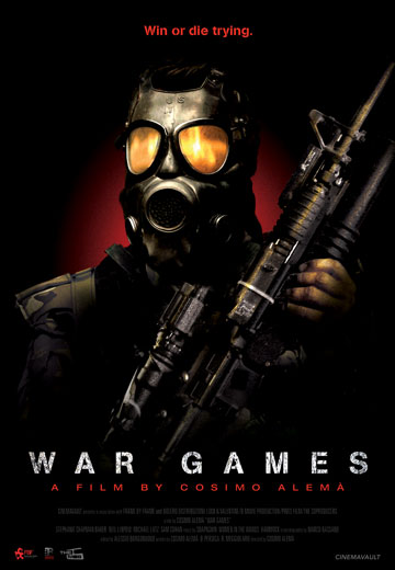 More Paintballing Gone Awry in War Games