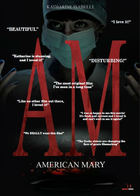 San Diego Comic-Con 2012: American Mary Panel Review