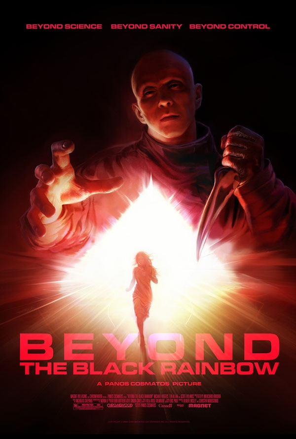 Exclusive Stills from Beyond the Black Rainbow