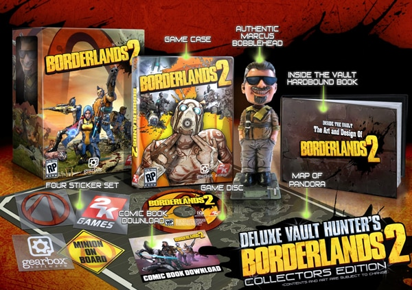 Check Out What's Inside the Borderlands 2 Ultimate Loot Chest