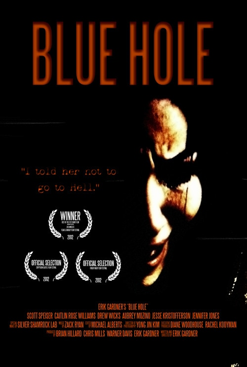 Erik Gardner Presents Teaser for Blue Hole