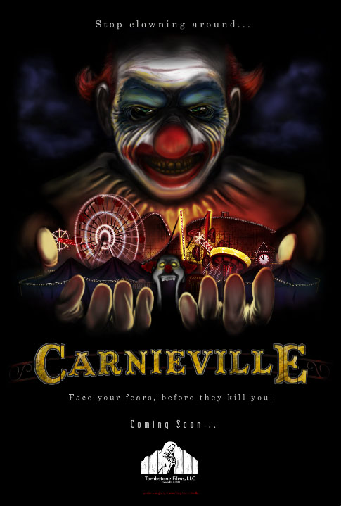 New Poster and Stills Released for CarnieVille