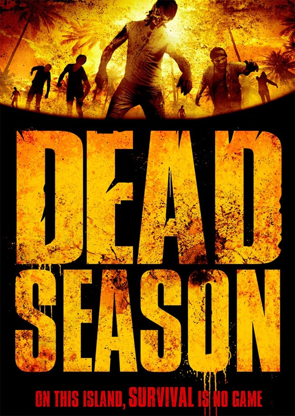 It's Dead Season on DVD