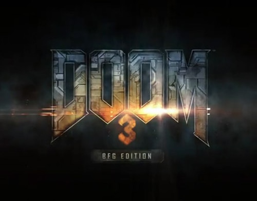 DOOM 3 BFG Edition Coming to Xbox 360 and PlayStation 3