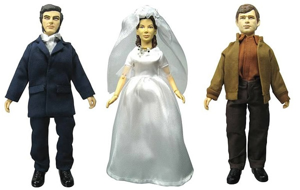 Dark Shadows Series 2 Action Figures Coming in November 2012