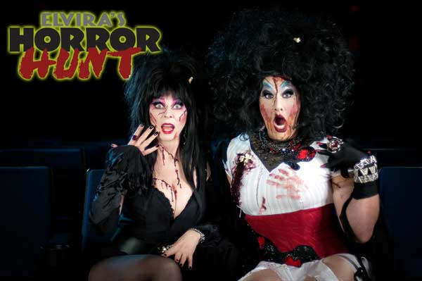 Elvira's Horror Hunt 2012 Announces Finalists to Be Screened at HorrorHound Weekend in September