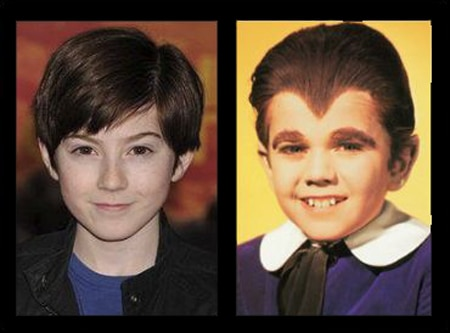Eddie Munster Found on Mockingbird Lane