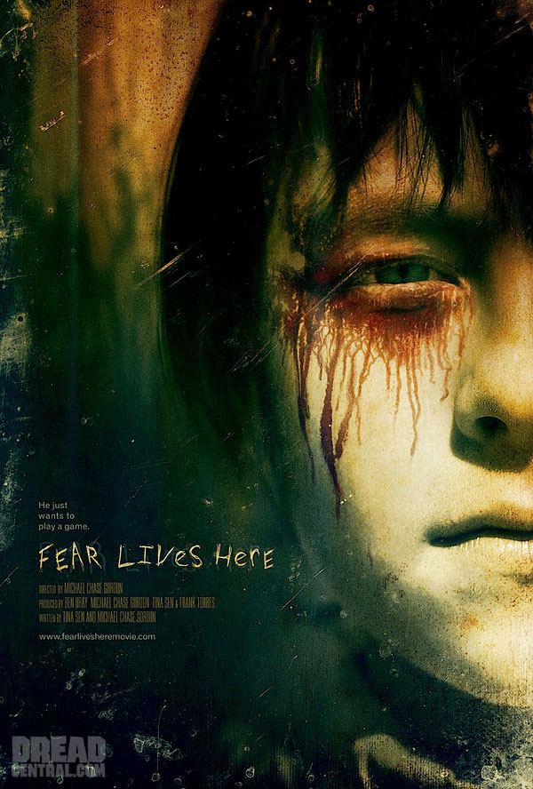 First Stills for Fear Lives Here
