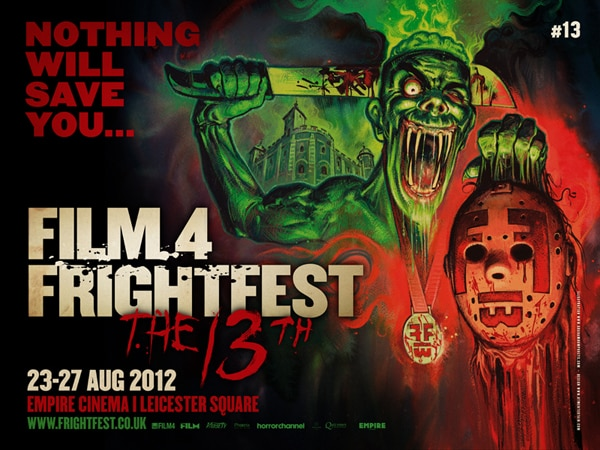 Film4 FrightFest Review Explosion Part 1: Maniac, Cockneys vs. Zombies, Paura 3D, Tulpa, The Seasoning House, and Grabbers!