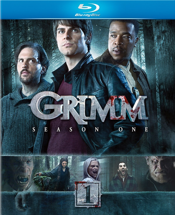 Even More Preview Clips from Grimm Season One on Blu-ray and DVD