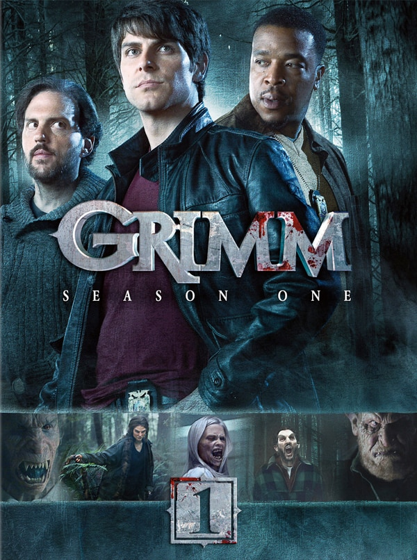 Grimm Season 1 Heading to Blu-ray and DVD on August 7th!