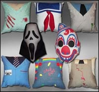 More Creature Comforts from Horror Decor