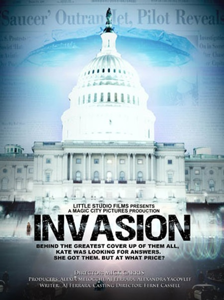 Mick Garris Begins His Invasion