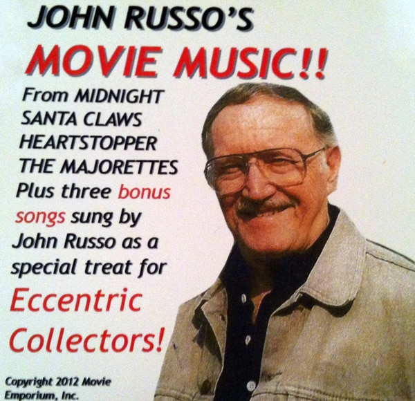 Ready to Listen to John Russo's Movie Music?