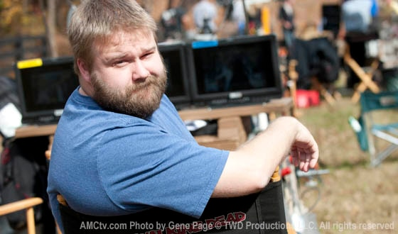 Robert Kirkman, The Walking Dead
