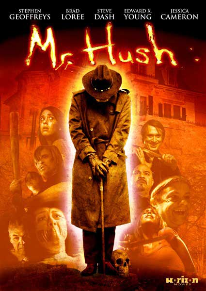 Horror Homage Mr. Hush Heading Home August 7th