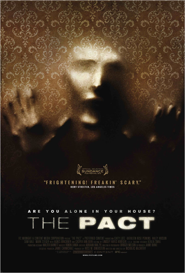The Pact: Enter a Livestream Haunted House RIGHT NOW!