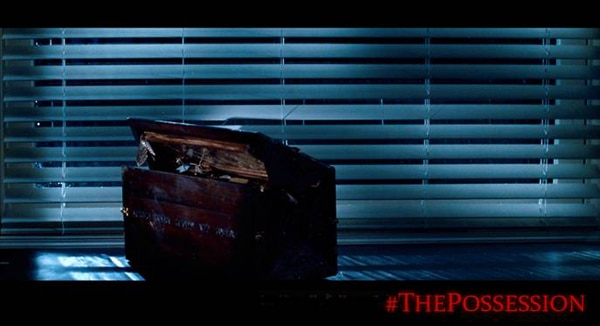 New Banner Artwork and One-Sheet for Lionsgate's The Possession (click for larger image)