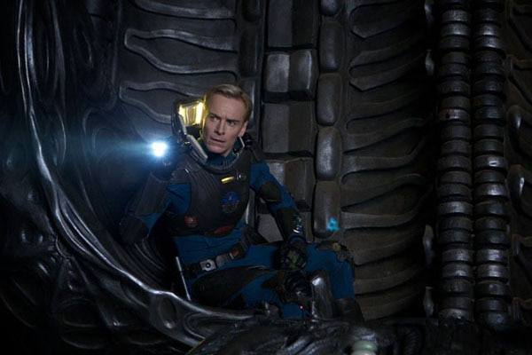 Inquisitive New Prometheus Still