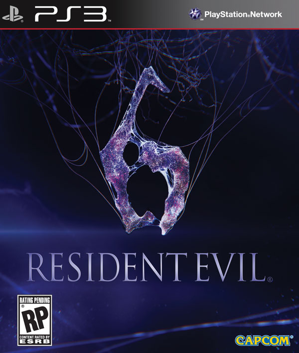 Resident Evil 6 Reveals Official Logo and Finalized Box Art