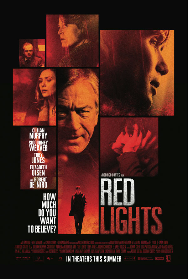 Several Clips from Red Lights Begin Flashing