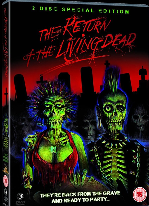UK Readers: Win a Braintastic New The Return of the Living Dead DVD!