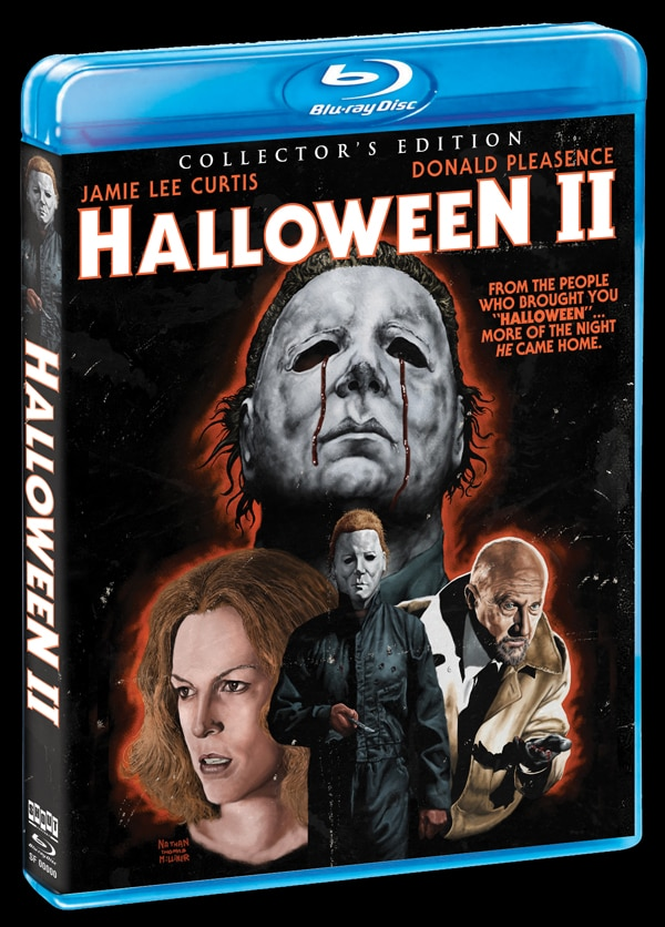 Halloween II: Collector's Edition (Blu-ray / DVD)