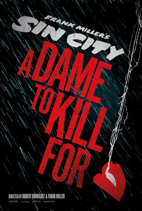 Sin City: A Dame to Kill For - Three More Sinners File In