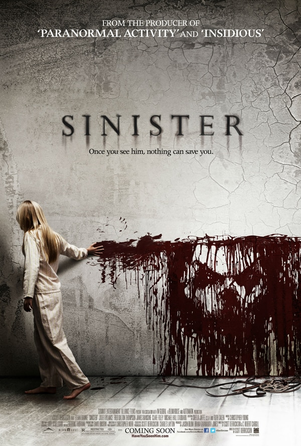 Come Face-to-Bloody-Face with New Sinister Poster