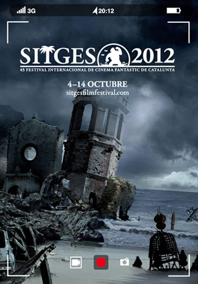 Sitges 2012 Poster Art Celebrates the End of the World
