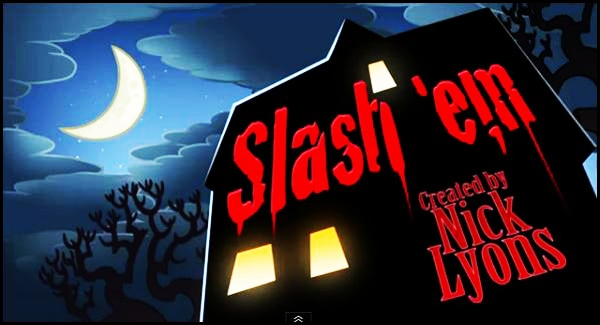 Check Out the Pilot for New Mondo Media Series Slash 'Em
