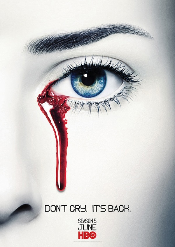 Shed a Tear for Latest True Blood Artwork