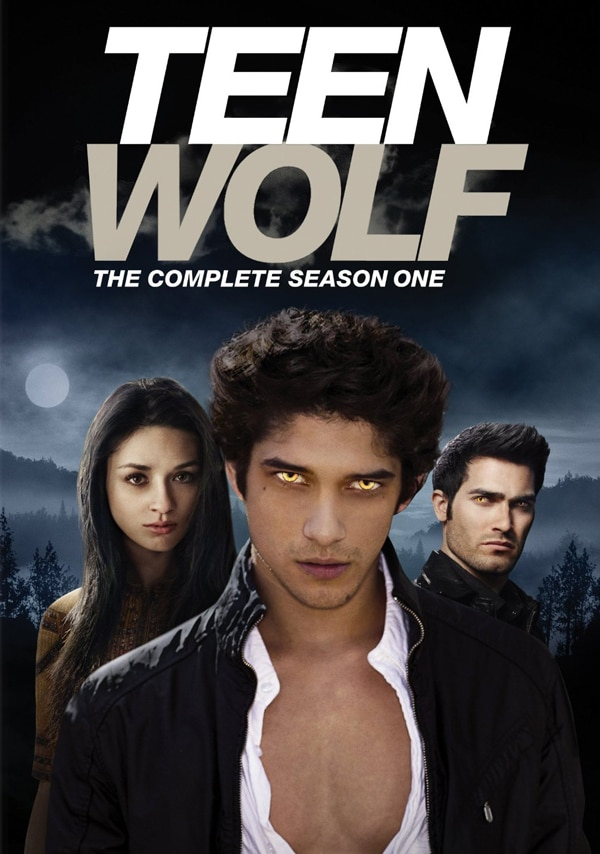 Win a Copy of Teen Wolf Season 1 on DVD!