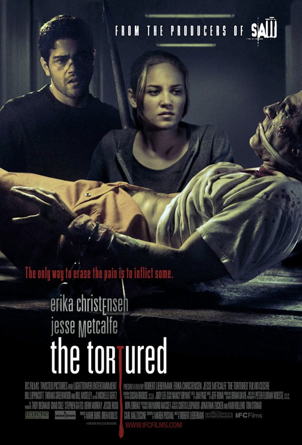 Check out the Trailer for The Tortured