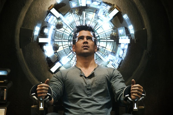 Several New Total Recall Stills Remind You that There's No Mars