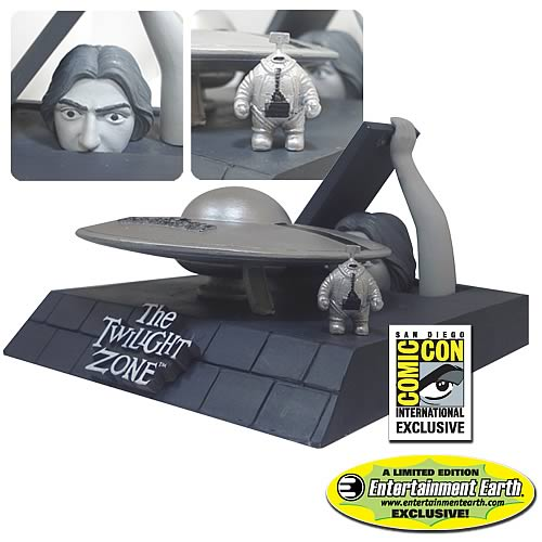 San Diego Comic-Con 2012: Bif Bang Pow Twilight Zone Exclusives