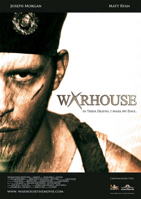Warhouse Starring The Vampire Diaries' Joseph Morgan